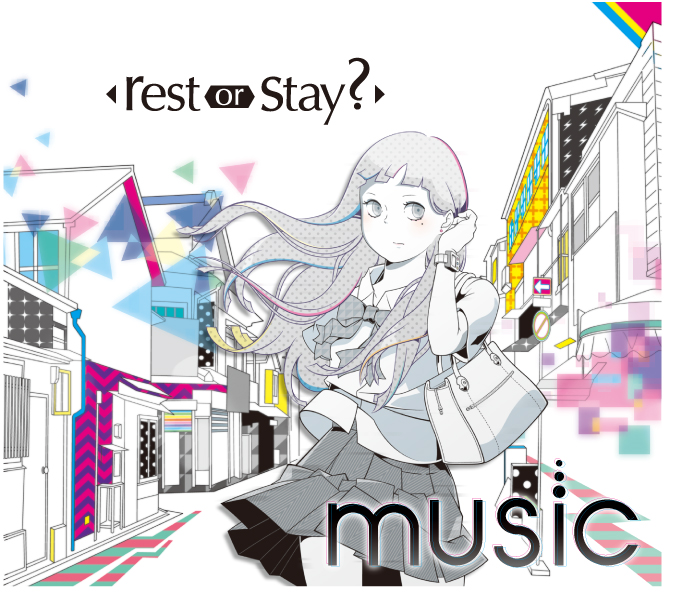 rest or stay?	music