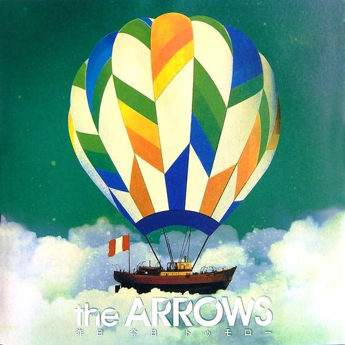 the ARROWS 昨日 今日 トゥモロー