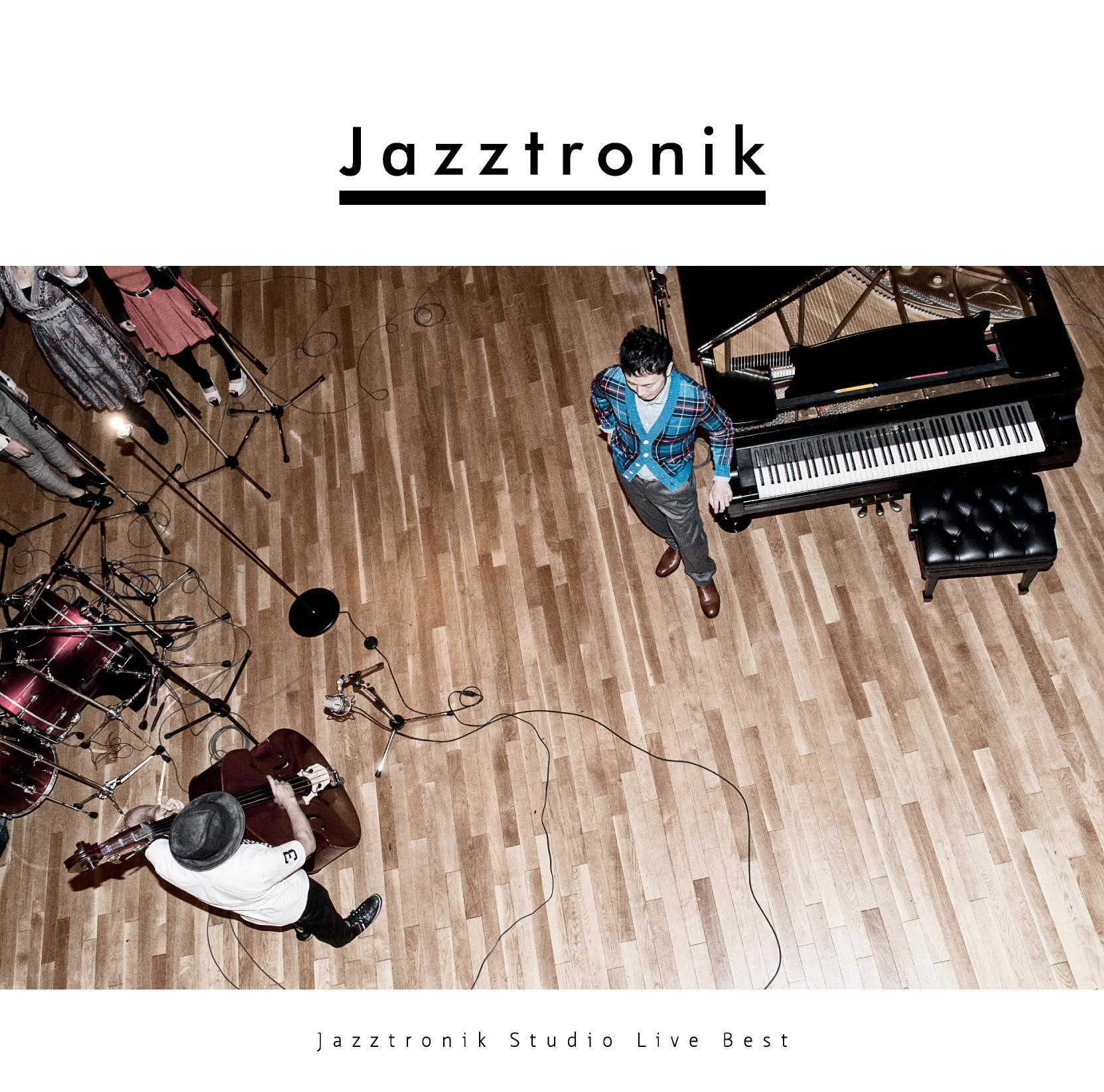 Jazztronik_Jazztronik Studio Live Best