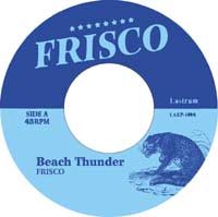 FRISCO Beach thunder