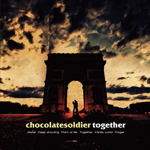CHOCOLATE SOLDIER together