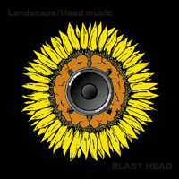 BLAST HEAD Landscape / headmusic (VINYL)