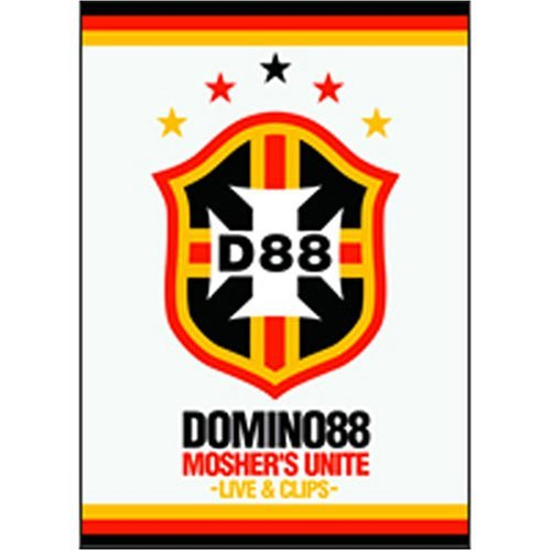 DOMINO88 MOSHER'S UNITE-LIVE & CLIPS-