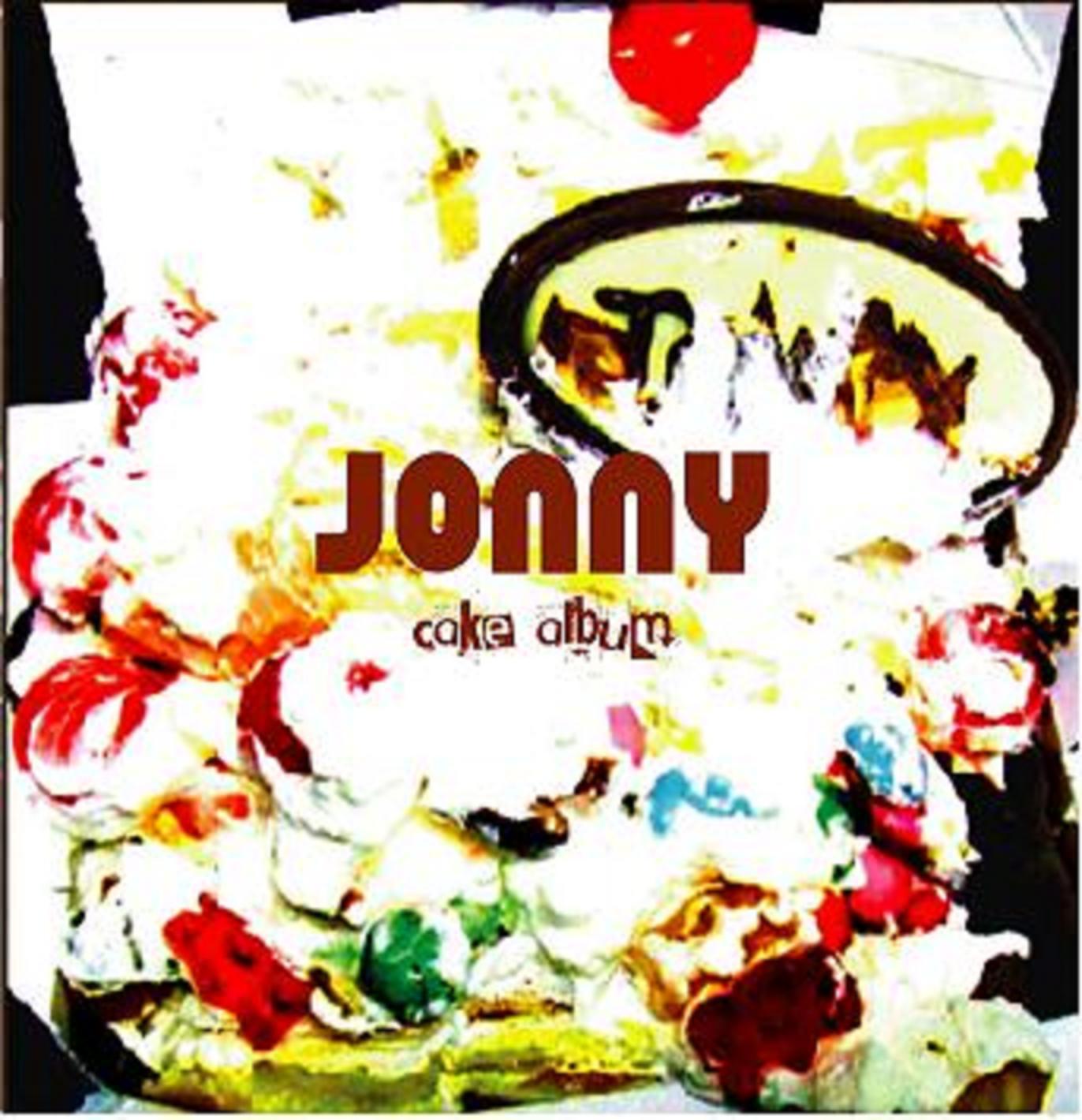 JONNY_cake album