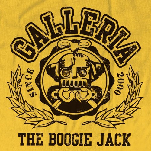 THE BOOGIE JACK_GALLERIA