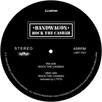 BANDWAGON Rock The Caasbah / Rock The Casbah (L.K.O? MIX)