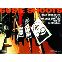 オムニバス SUSIE SHOOTS / V.A. (写真集+CD)