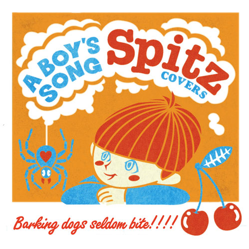 A BOY'S SONG Spitz Covers