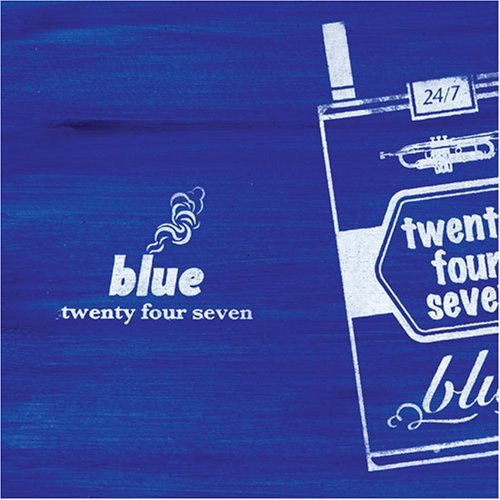 twenty four seven [24/7] blue