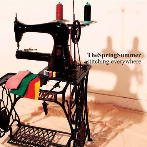 TheSpringSummer stitching everywhere