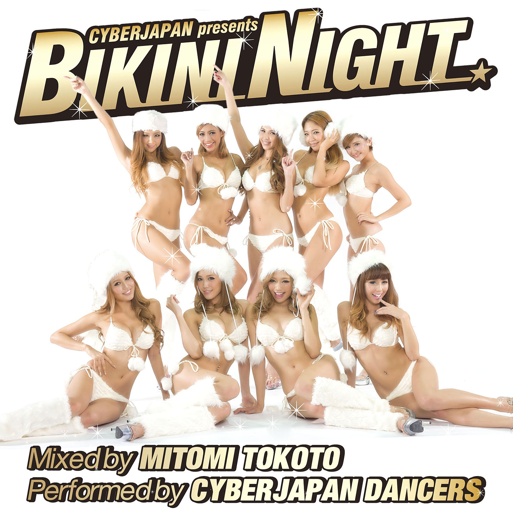 MITOMI TOKOTO&CYBERJAPAN DANCERS_CYBERJAPAN presents BIKINI NIGHT