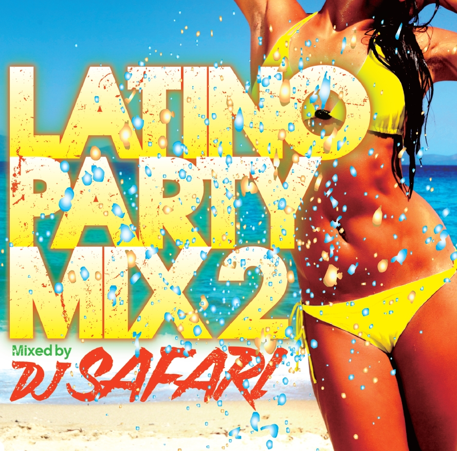 LATINO PARTY MIX 2
