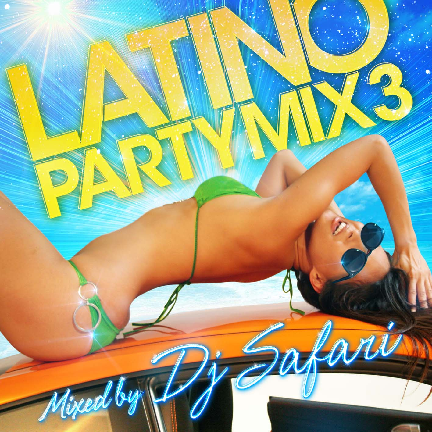 LATINO PARTY MIX 3 mixed by DJ SAFARI