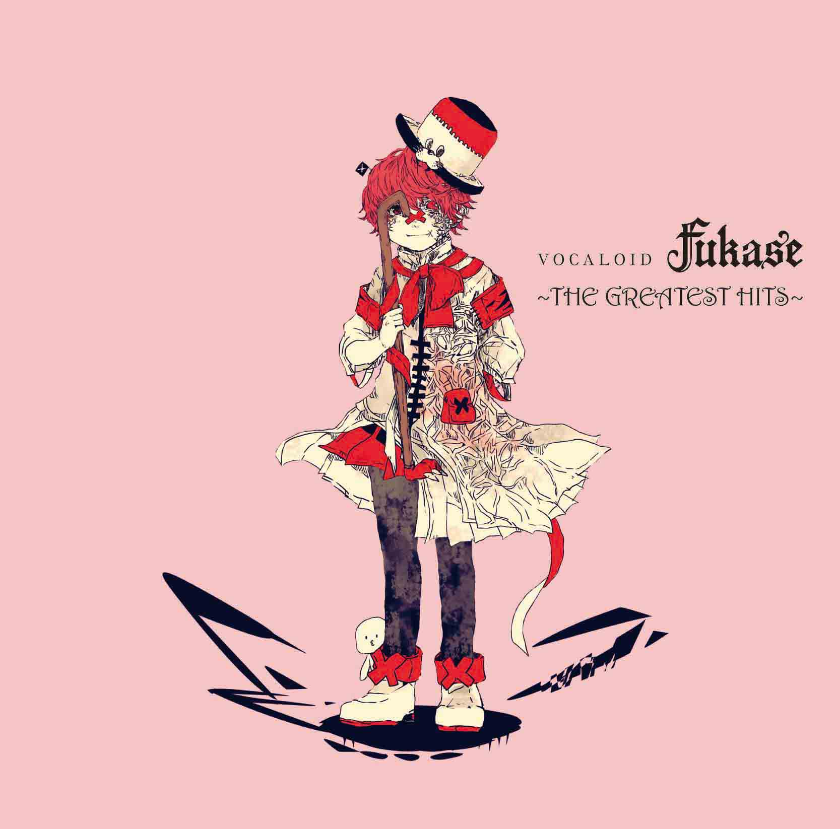 VOCALOID Fukase ~THE GREATEST HITS~(通常盤)