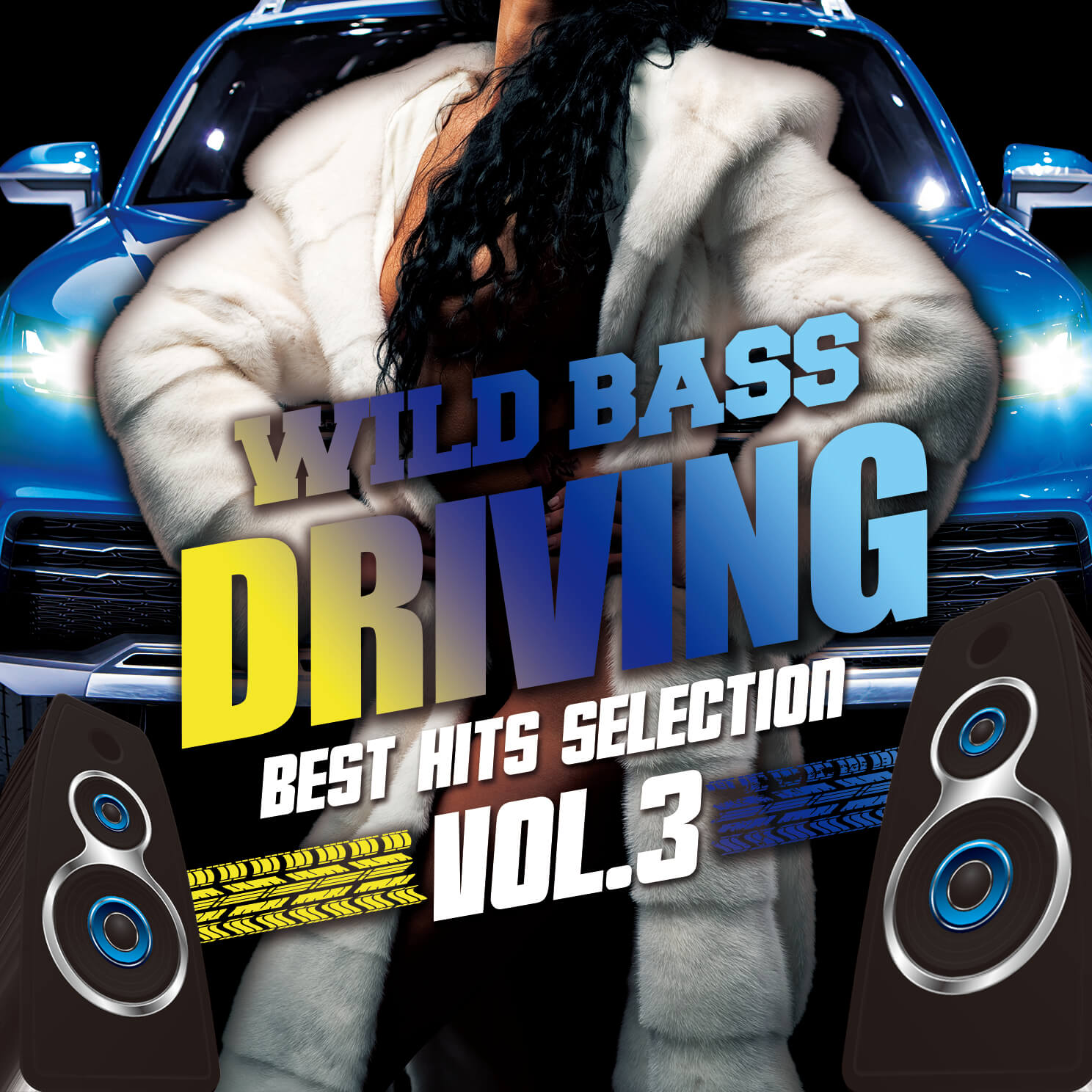 WILD BASS DRIVING -Best Hits Selection Vol.3-