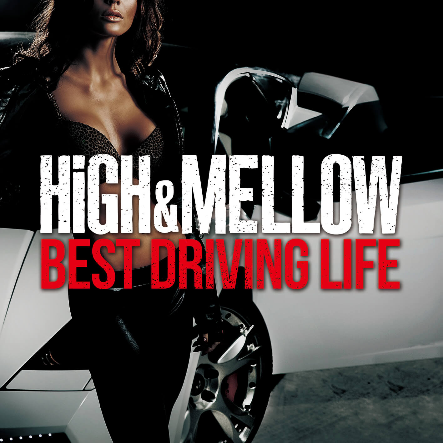 HIGH & MELLOW -BEST DRIVING LIFE