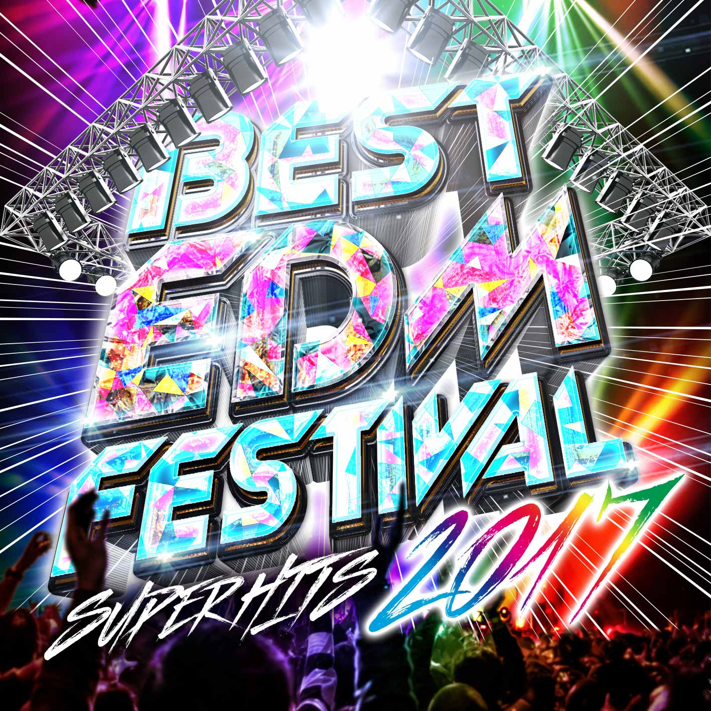 BEST EDM FESTIVAL SUPER HITS 2017
