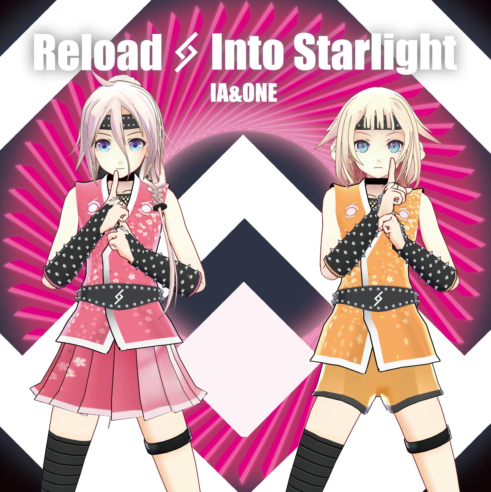 Reload & Into Starlight IA 5th & ONE 2nd Anniversary  -SPECIAL AR LIVE SHOWCASE -