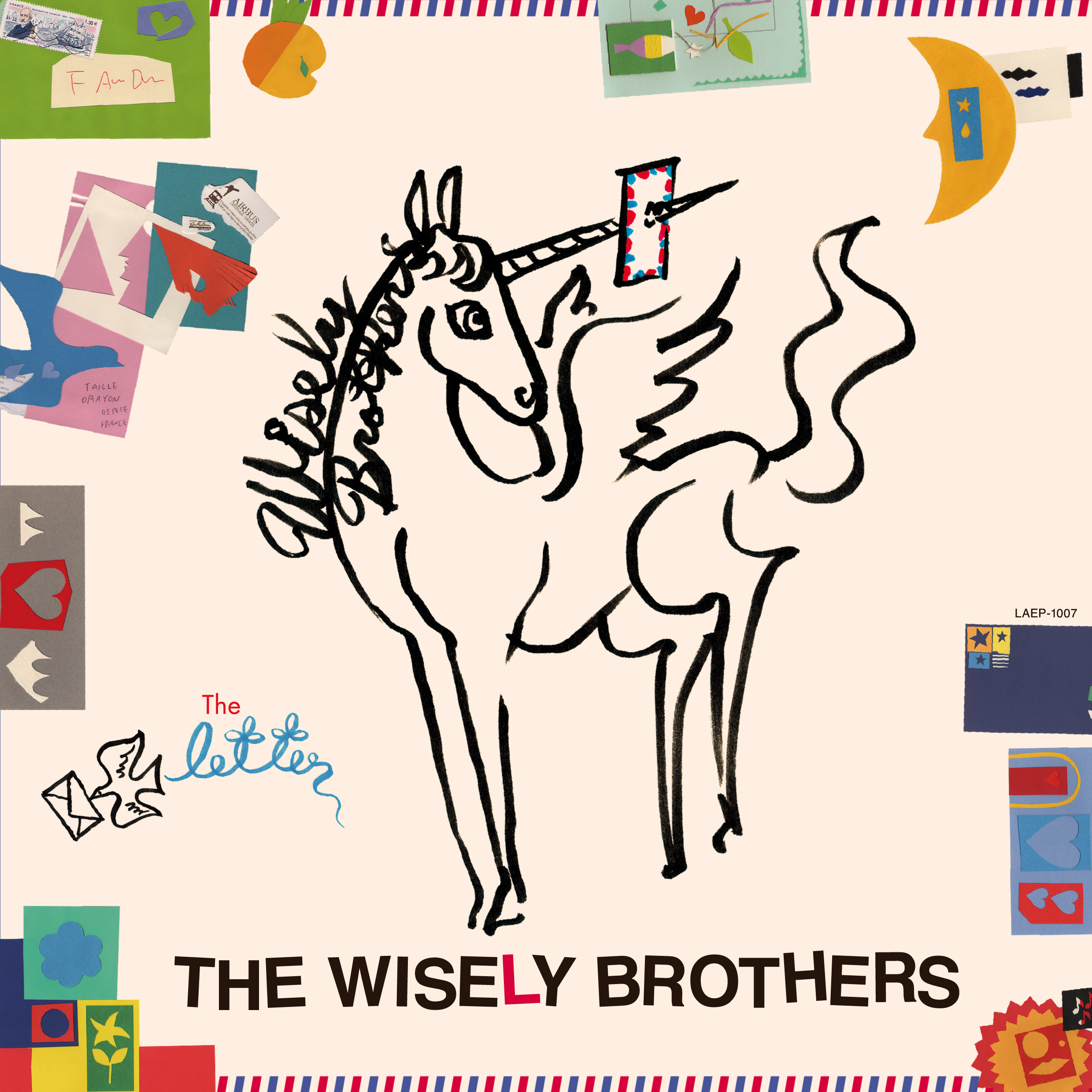 The Wisely Brothers_The Letter