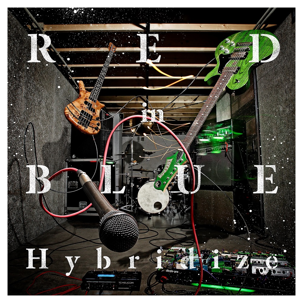 RED in BLUE_Hybridize